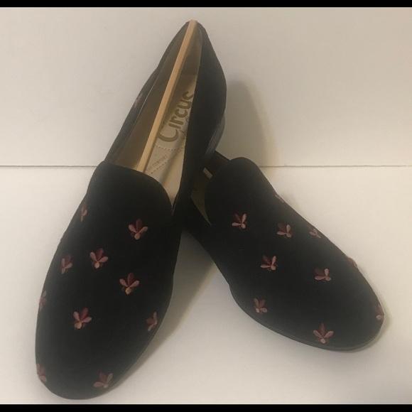5a9b6d4e3 Circus by Sam Edelman Black Shoes Harlem 7.5 NEW